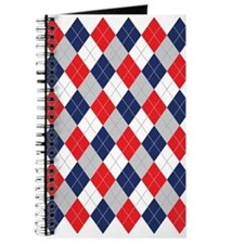 Harlequin Pattern Journal