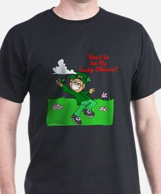 Lucky Charms Black T-Shirt