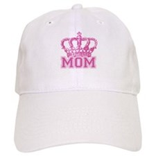 Crown Mom Baseball Cap