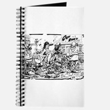 Outryders Saloon Journal