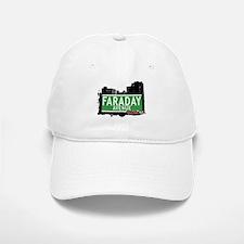Faraday Av, Bronx, NYC Baseball Baseball Cap