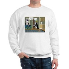 Caffeine overload Sweatshirt