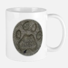 I'd Rather be Tracking Bobcat Mug