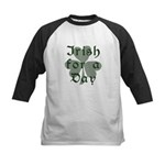 Irish for a Day Kids Baseball Jersey