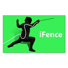 iFence Decal