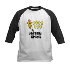 The Jersey Chick Tee