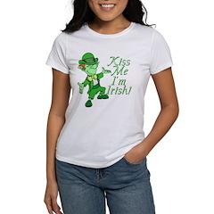Kiss Me -- I'm Irish Tee