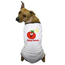 The Flying Tomato Dog T-Shirt