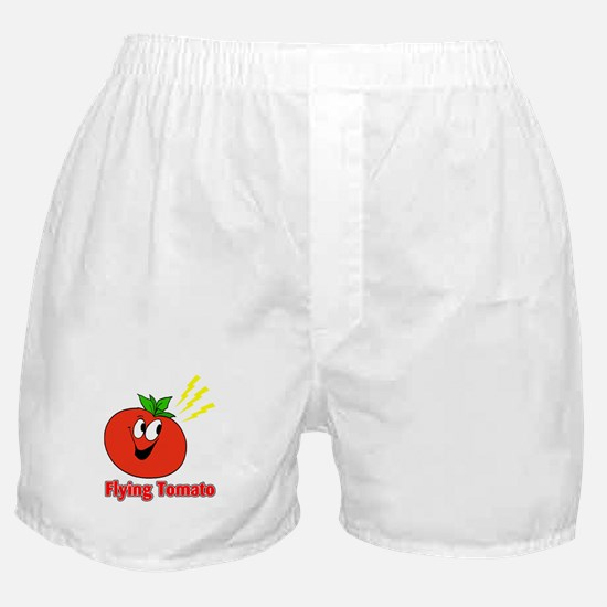 The Flying Tomato Boxer Shorts