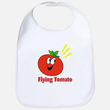 The Flying Tomato Bib