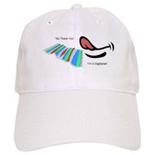 Cute Vagitarian Baseball Cap