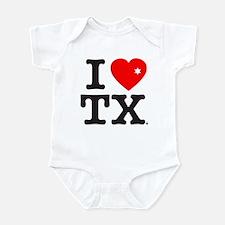 Cute Police texas ranger Infant Bodysuit