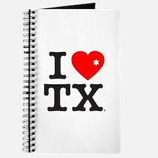 Cute Police texas ranger Journal