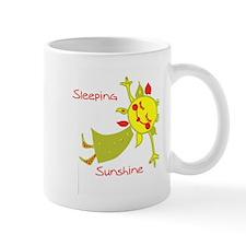 Sleeping Sunshine Mug
