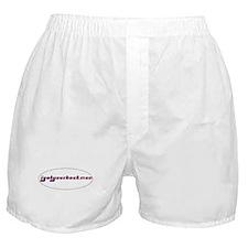Cute Back logo Boxer Shorts