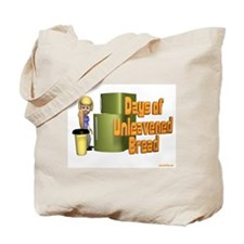 UnLeavened Bread Passover Tote Bag