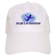 The Sky is My Playground Baseball Cap
