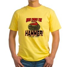 The Hammer Curling T