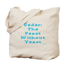 Feast No Yeast Passover Tote Bag