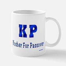 KP Kosher For Passover Mug