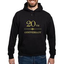 Stylish 20th Anniversary Hoodie