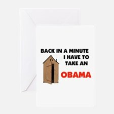 FANTASY WORLD FOR LIBERALS Greeting Card