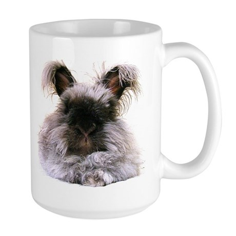 Haute Couture Hello Bunny Large Mug