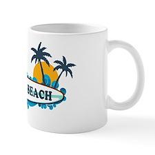 Virginia Beach - Surf Design Mug