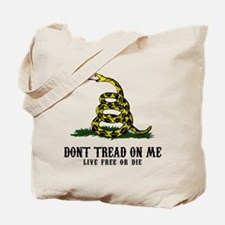 Don't Tread Tote Bag