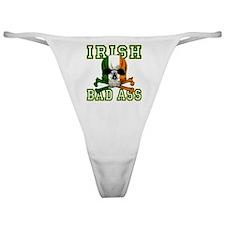 Irish Bad Ass Classic Thong