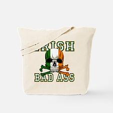 Irish Bad Ass Tote Bag