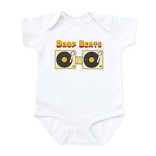 Drop Beats Infant Bodysuit