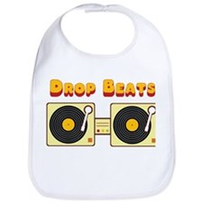 Drop Beats Bib