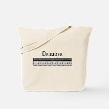 Techno Drummer Tote Bag