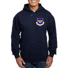 8th Air Force Dark Hoodie 1