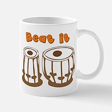 Tabla Beat It Mug