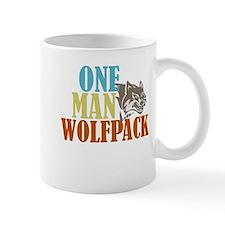 One Man Wolfpack Mug