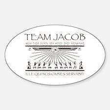 Team Jacob Decal