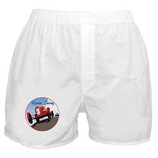 The Motor Racing Boxer Shorts