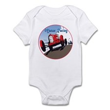 The Motor Racing Infant Bodysuit