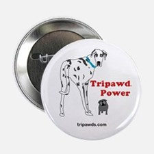 Tripawd Power Button (10 Pack)