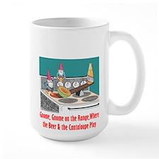 """""""Gnome on the Range"""" Mug"""