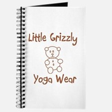 Little Grizzly Yoga Wear Journal