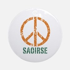 Saoirse Ornament (Round)