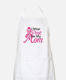 Pink For Mom Apron