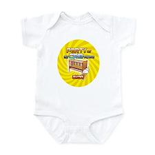 Party @ My Crib Infant Bodysuit