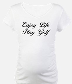 Enjoy Life Play Golf Shirt