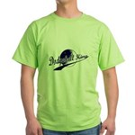 Dodgeball King Green T-Shirt