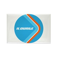 Fast Forward Rectangle Magnet (10 pack)