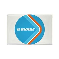 Fast Forward Rectangle Magnet (100 pack)
